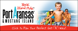 Port Aransas ad