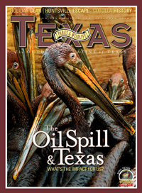 December 2010 cover image The Oil Spill & Texas