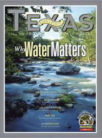 July 2010 cover image 12 Why Water Matters