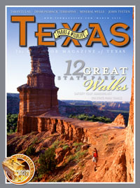 March 2010 cover image 12 Great State Park Walks