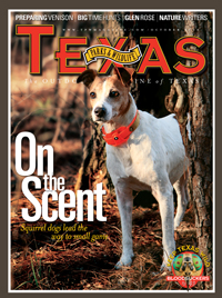 October 2010 cover image On the Scent
