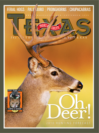 September 2010 cover image Oh Deer!