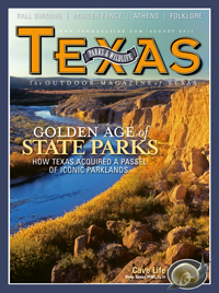 Aug 2011 cover image State parks