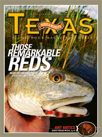 June 2011 cover image Those Remarkable Reds