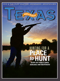 Sep 2011 cover image hunting