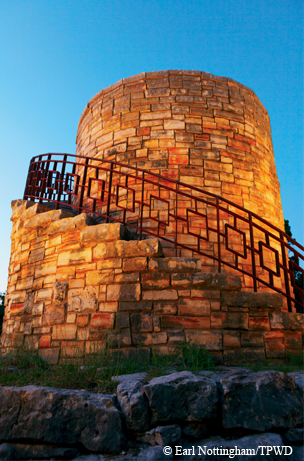 Ccc Built Iconic Structures In State Parks Tpw Magazine