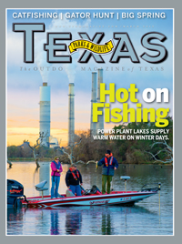 Texas Works to Become Top Destination for Catfishing| TPW