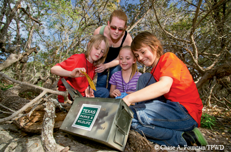 geocaching Combines Technology And Nature For Outdoor