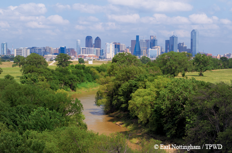 Texas Cities Embracing Their Rivers Again Tpw Magazine July 2014