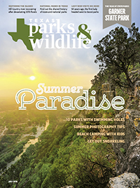 July 2016 Magazine cover