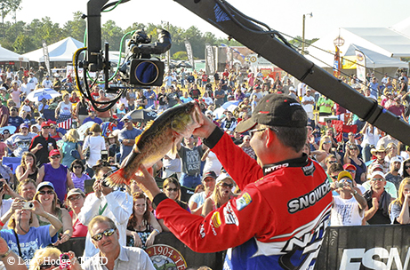 Texas prepares for two major bass tournaments tpw for Fishing tournaments in texas