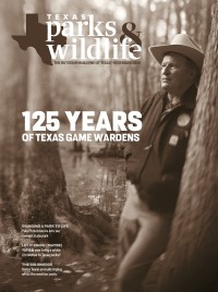 Texas Parks & Wildlife Magazine December 2020 cover