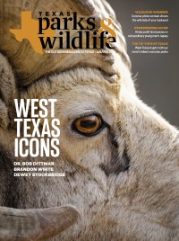 Texas Parks & Wildlife Magazine January-February 2021 cover