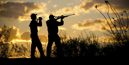 Hunting image from www.tpwmagazine.com